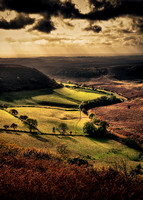 Hole of Horcum - Autumn Gold